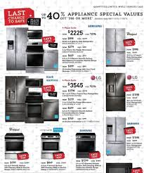 appliances deals black friday lowes black friday ads sales deals doorbusters 2016 2017