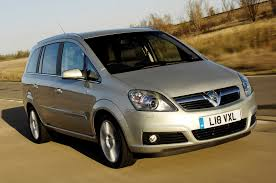 vauxhall zafira estate review 2005 2014 parkers