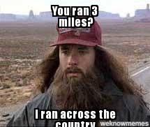 Run Forrest Run Meme - forrest gump running weknowmemes generator