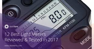 polaris incident light meter best 12 light meters for photographers the 2017 edition