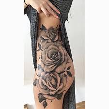 best 25 side hip tattoos ideas on pinterest rose tattoo on