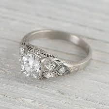 engagement rings etsy vintage engagement rings etsy 2017 wedding ideas magazine