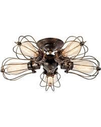 industrial semi flush mount lighting amazing deal on vintage ceiling light industrial semi flush mount