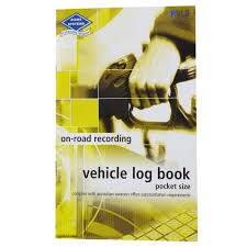 zions pocket vehicle log book officeworks