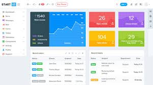 menu templates for bootstrap 17 must see bootstrap 4 admin dashboard template 2017 free template co