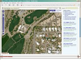 Map Qust 5461 Golden Springs Gold Canyon