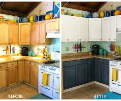 arresting hand painted kitchen cabinets for painting kitchen