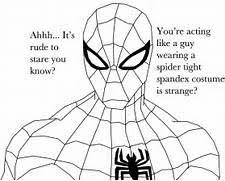2020 images easy spiderman drawings kids