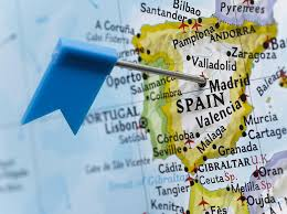 Map Of Portugal And Spain Spain Basic Info History Geography And Climate