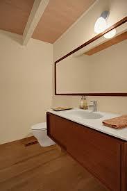 Seattle Bathroom Vanity by Boston Modern Bath Vanities Bathroom With Large Gray Tile Stone
