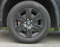2017 honda ridgeline black edition ridgeline black edition abounds in nice touches wheels ca