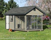 animal structures dog kennels backyard unlimited