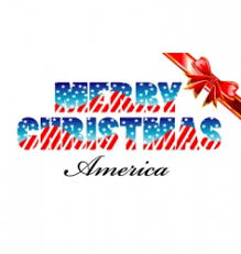 merry america royalty free vector image