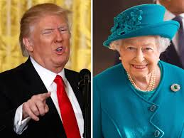 Queen Elizabeth Donald Trump Colby Cosh Sorry But The Queen Is Not Likely To Flinch At Donald