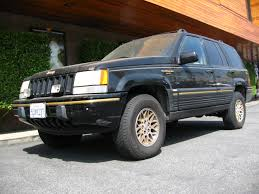 jeep grand 1995 limited 1995 jeep grand ltd i loved this car mine was navy