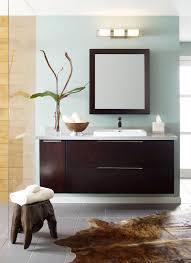 bathroom cabinets bathroom lighting over round mirror lighting