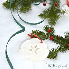 cornstarch dough ornaments and recipe h20bungalow