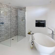 main bathroom ideas northton new build gets an ultramodern ensuite bathroom