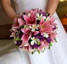 stargazer bouquet lilies for wedding bouquets wedding corners