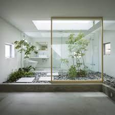 minimalist indoor garden simple modern indoor garden design ideas