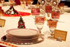 idee per la tavola come apparecchiare la tavola di natale
