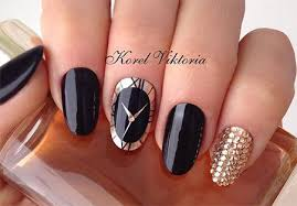 Nail Art Designs For New Years Eve 15 Best Happy New Year Eve Nail Art Designs U0026 Ideas 2016