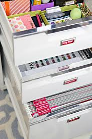 Filing Cabinets Home Office - iheart organizing filing cabinet organization