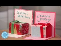 make gift cards how to make a pop up gift card holder martha stewart