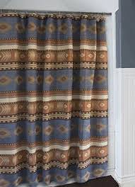 Western Fabric For Curtains View Western Fabric Shower Curtain By Carsten S Inc