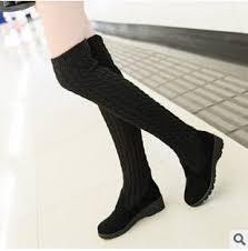 womens thigh high boots australia boots 2016 autumn winter fashion flat bottom boots