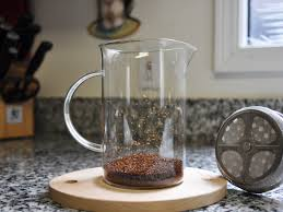 How To Make A Coffee Grinder Coffee Science How To Make The Best French Press Coffee At Home