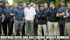 Montreal Canadians Memes - montreal canadiens like to golf memes quickmeme