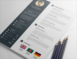 resume template free download creative resume exles creative resume templates free download