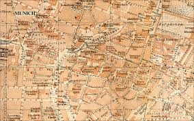 Map Of Munich Germany by Free Maps Of Germany