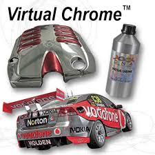virtual chrome kit dna custom paints