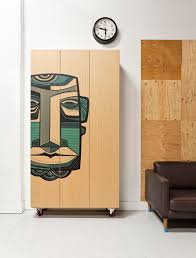 ikea cabinet hacker semihandmade to launch inkjet print doors at