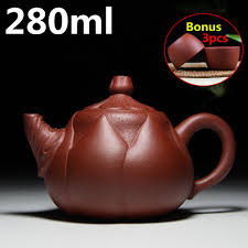 famous handmade pots 280ml ceramic tea set coffee cups teapot