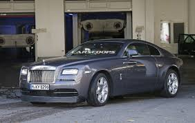 rolls royce wraith modified more focused rolls royce wraith prototype spied gtspirit