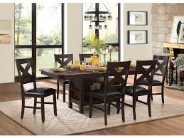 homelegance dining room 1 2 dining table top 5136 78 simply