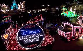 electric light parade disney world magic kingdom main street electrical parade 2013 walt disney world