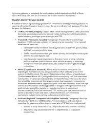appendix a literature review improving transportation network