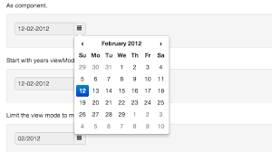 format date javascript jquery best jquery date picker plugins for input fields treehouse blog
