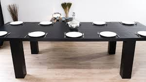 Black Glass Extending Dining Table 29 Luxury Wooden Extendable Dining Table Graphics Minimalist