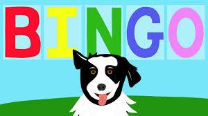 bingo children s song