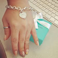 bracelet tiffany heart tag images Love it my heart tag charm bracelet my first tiffany piece jpg