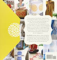 chronicle books amy butler stencils fresh decorative patterns