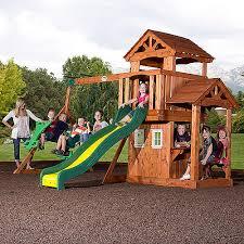 Backyard Swing Set Ideas Materials Ideas For An Outdoor Swing Set