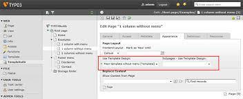 typo3 templavoila create an additional template object and data
