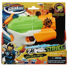 nerf remote control tank supersoaker nerf zombie strike extinguisher blaster water soaking