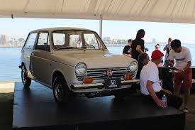 first honda in america brought back to life